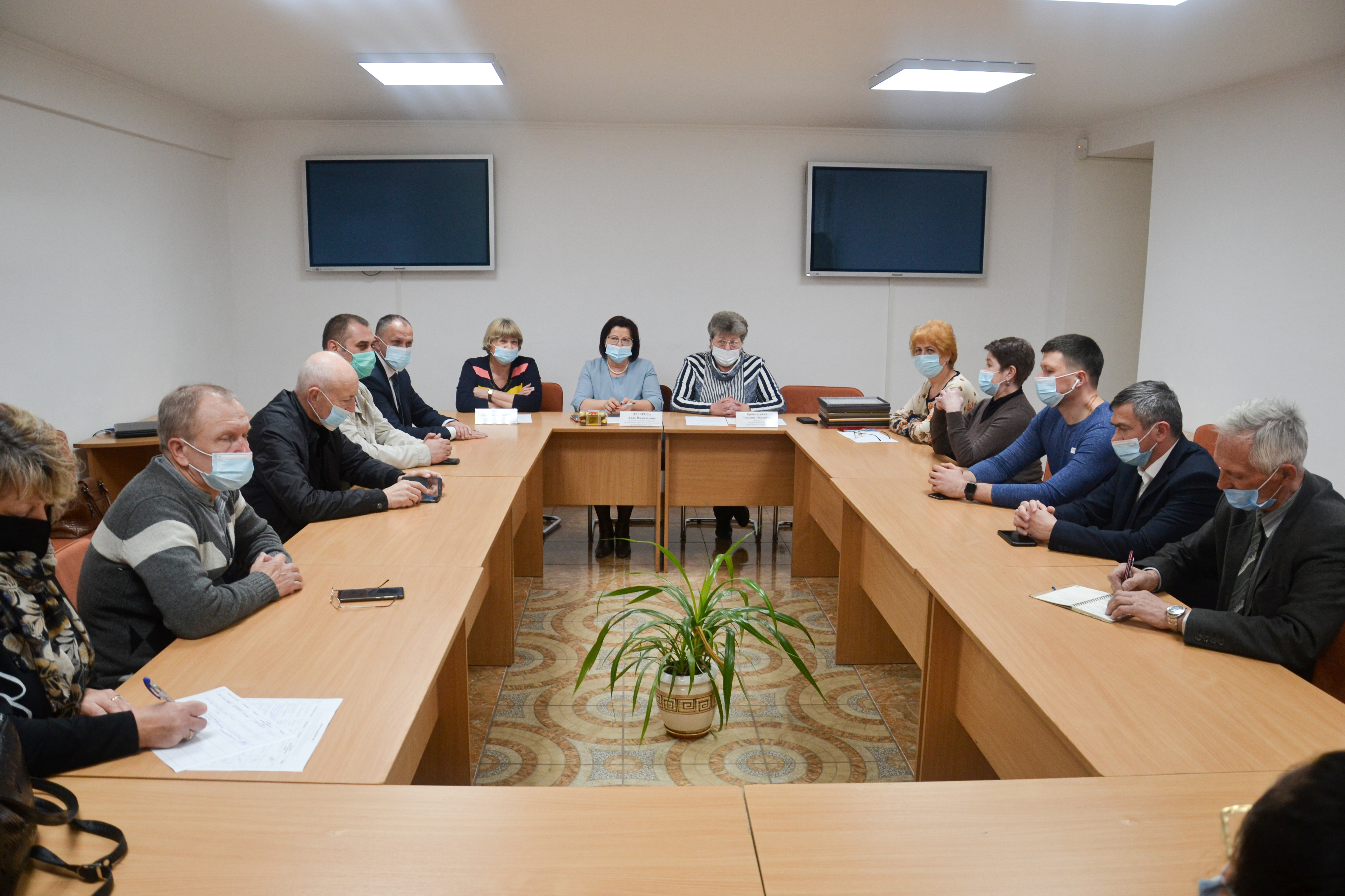 Заседание ТПП